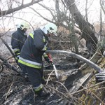 Többszáz hektár lett a tűz martaléka