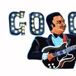 Miért énekel ma B. B. King a Google főoldalán?
