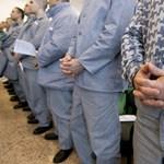 Súlyos sérüléseket szenvedett egy férfi a budapesti börtön fürdőjében