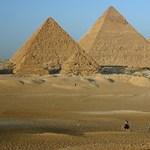 Új piramisokat találtak Egyiptomban
