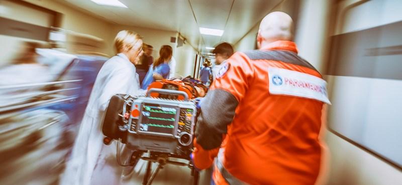 Felpörögtek az események a Honvédkórházban