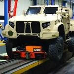 Brutális terepjárók váltják az amerikai hadsereg Hummerjeit