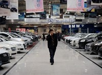 A kínai autóipar 60 százalékát érinti a koronavírus