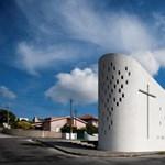 Minimalista portugál kápolna