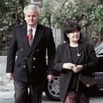 Egy év börtönre ítélték Belgrádban Milosevic özvegyét
