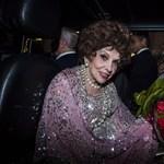 Végre Gina Lollobrigidának is lesz egy csillaga a Hírességek sétányán