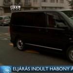 Eljárás indult Habony ellen a kisbuszos szabálytalankodás miatt