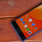 Az új mobilgyártó 90 ezerért adja androidos csúcstelefonját – kipróbáltuk