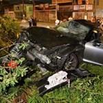 Tragédia lett a Nissan GT-R-menetpróba vége – fotó