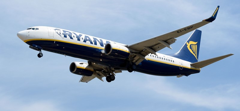 Több utas elájult a Ryanair Budapest–Edinburgh járatán