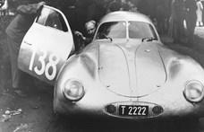 Eladó egy darabka történelem, a nácik által pénzelt legelső Porsche