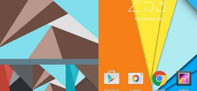 Így szerezheti meg ingyen az új Android háttérképeit