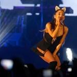 Tilos volt hátizsákot bevinni Ariana Grande párizsi koncertjére
