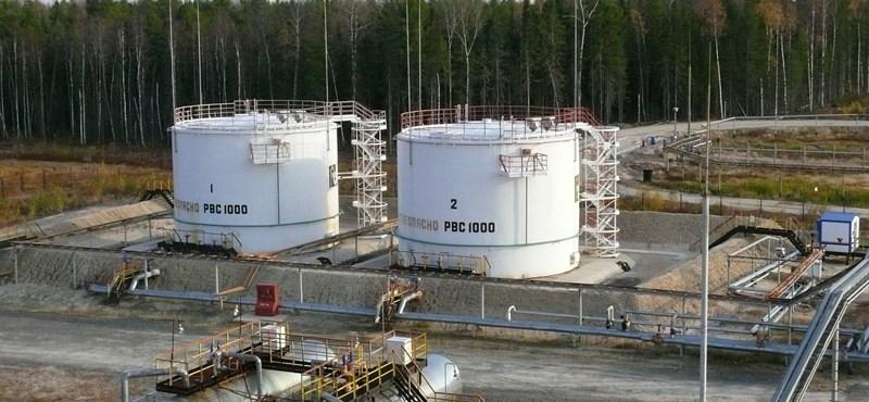 Világgazdaság: a Mol lemond a gáztárolóról