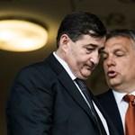 Mészáros Lőrinc az RTL Klub kamerája előtt szabálytalankodott