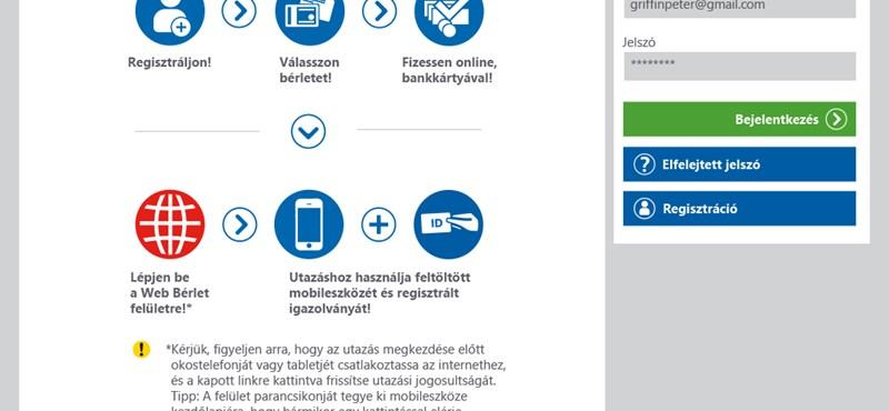 Olyan fergetegesen sikerült a BKK e-jegyrendszere, hogy jobb, ha mindenhol megváltoztatja a jelszavát