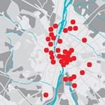 Térkép: ezek a legjobb budapesti gimnáziumok és szakközépiskolák