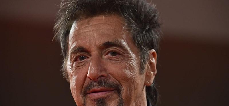 Ma 80 éves Al Pacino