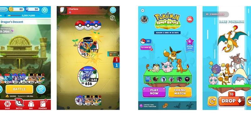 Két új pokémonos játék is bekerült a Facebookba