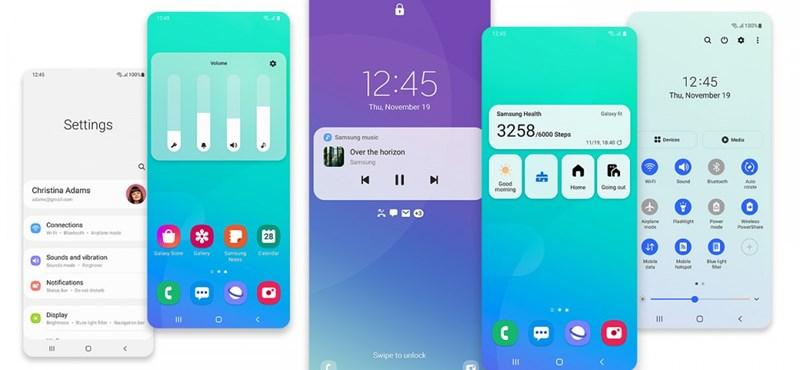 Samsung telefonja van? Ezek a készülékek kapják meg az Android 11-et