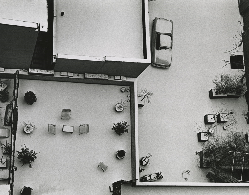Cím nélkül, New York, 1965 - Zselatinos ezüst nagyítás - Vintázskópia