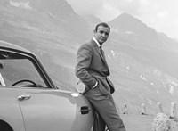 Sean Connery élete képekben