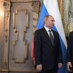 Putyin Orbánnak: Gáz lesz, és ha kell, egész Paks II-t finanszírozzuk - percről percre