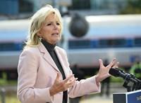 A válásáról beszélt az amerikai first lady