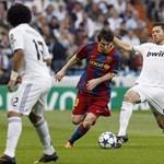 A Real Madrid Mourinhónak ajánlja a győzelmet a Barca ellen
