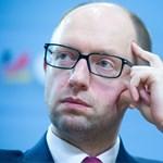 Furcsa helyzet állt elő, egyelőre helyén marad az ukrán kormány