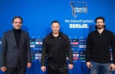 Hivatalos: újra Dárdai Pál a Hertha BSC vezetőedzője