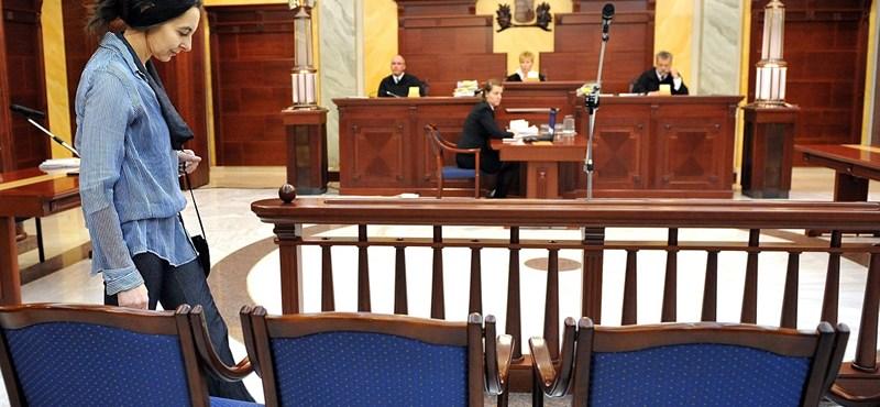 KDNP-s képviselők kérnek államfői kegyelmet Geréb Ágnesnek