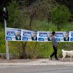 Egy arab párt lehet királycsináló Izraelben, vagy jöhet az ötödik választás