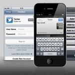 iOS 5: Twitter integráció