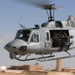 Hende: tavasszal dönthetnek az amerikai helikopterekről