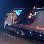 Videó: Az év legelképesztőbb balesete történt Nagyszebennél