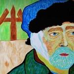 És elkészült végre Kásler miniszter portréja Van Gogh-ként, és az alkotó meg is magyarázza