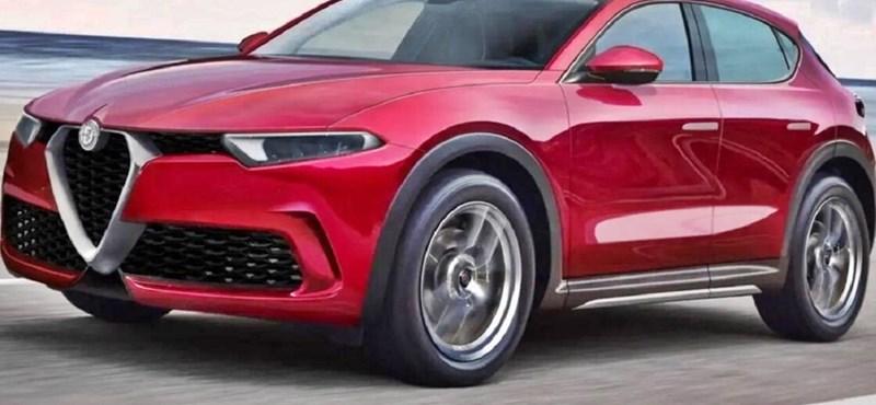 Brennero néven jöhet az első francia-olasz Alfa Romeo