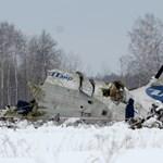 Több tucat ember halt meg egy lezuhant gépen Szibériában