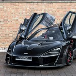 Máris eladó egy McLaren Senna – 11 kilométerrel az órájában