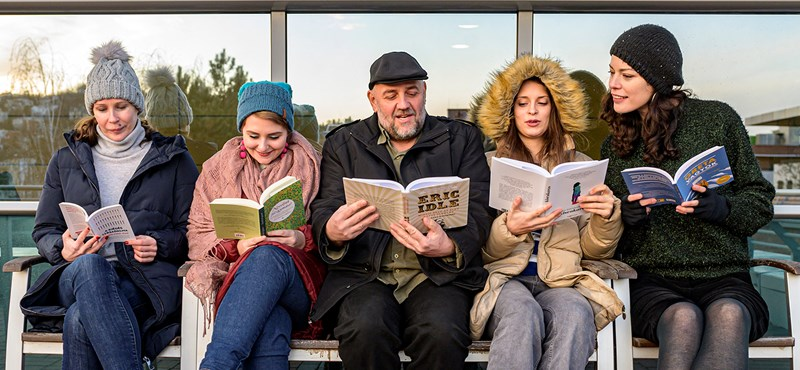 Értelmet adunk a karácsonynak – a hvg.hu téli könyvajánlója