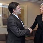 VG: akár február végén elindulhatnak az IMF-tárgyalások