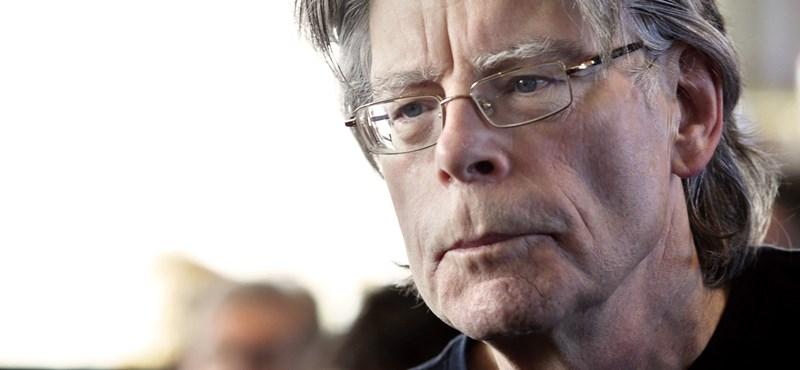 Stephen King ezúttal rossz viccet sütött el