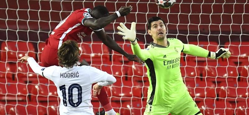 Összeállt az elődöntő mezőnye a BL-ben, a ManCity és a Real Madrid is bejutott