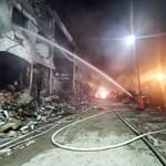 Felrobbant egy kamion Kínában, 18 halott 189 sérült