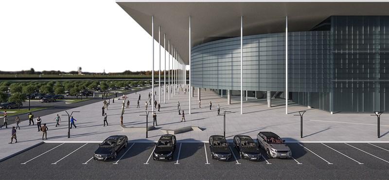 Szauna és jacuzzi is lesz Mészáros Lőrinc új stadionjának VIP-páholyában