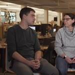 """""""Éreztük a bűzt"""" - a HVG újságírói mesélik el, mit láttak a Mátrai Erőműnél"""