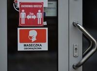 Újabb rekordot döntött a fertőzöttek száma Lengyelországban, korlátozások sorát vezetik be