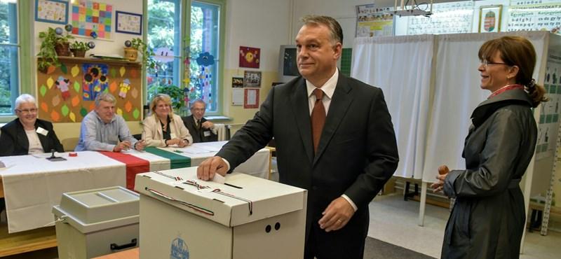 Orbán Viktor azt üzente...