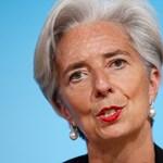 IMF-utódlás: Christine Lagarde Pekingben lobbizott önmagáért